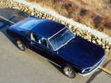 Mustang Fastback 1967 wallpapers