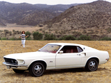 Mustang Sportsroof 1969 wallpapers