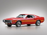 Shelby GT350 1969–70 wallpapers