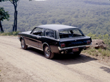 1966 Mustang Wagon Prototype by Intermeccanica wallpapers