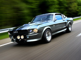 Mustang GT500 Eleanor 2000–09 wallpapers
