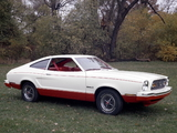 Mustang II Hatchback 1974–78 photos