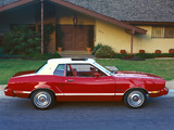 Mustang Coupe 1974–76 photos