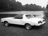 Mustang II Sportiva II Show Car 1974 pictures