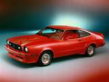 Mustang II King Cobra 1978 wallpapers