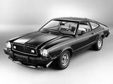 Photos of Mustang II Hatchback 1974–78