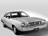 Pictures of Mustang Coupe 1974–76