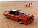 Mustang King Cobra T-Roof 1978 wallpapers