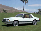 Mustang Coupe 1979–82 photos
