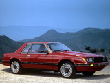 Mustang Coupe 1979–82 wallpapers