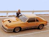 McLaren M81 Mustang 1980 wallpapers