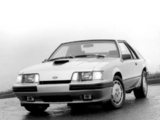 Mustang SVO 1984–86 images