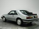 Mustang SVO 1984–86 photos