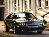 Mustang SVO 1984–86 wallpapers
