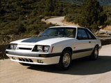 Mustang GT 5.0 (61B) 1985 pictures