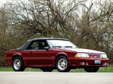 Mustang GT 5.0 Convertible 1987–93 images