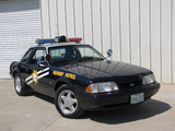 Mustang SSP Police 1992 images