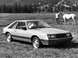 Photos of Mustang Sport 1979
