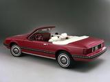 Photos of Mustang Convertible 1982–86