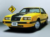 Photos of Mustang GT 1982–85
