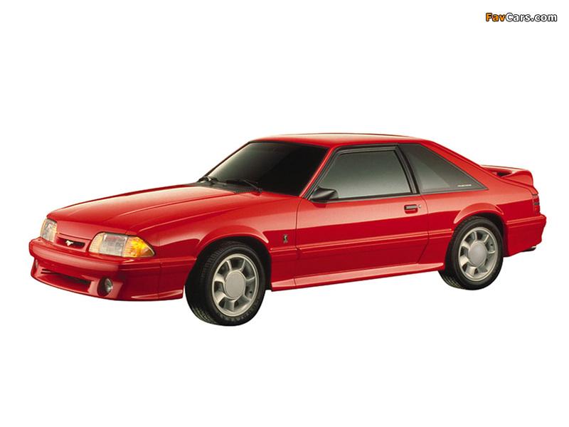 Photos of Mustang GT 5.0 1987–93 (800 x 600)