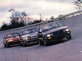 Photos of Mustang MkIII