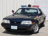 Pictures of Mustang SSP Police 1992