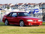 Pictures of Mustang SVT Cobra 1993
