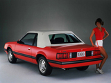 Mustang Convertible 1979–82 wallpapers