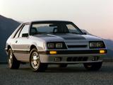 Mustang GT 5.0 (61B) 1985 wallpapers