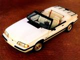 Mustang Convertible 1986–90 wallpapers
