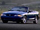 Images of Mustang Convertible 1993–98