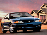 Images of Mustang GT Coupe 1993–96