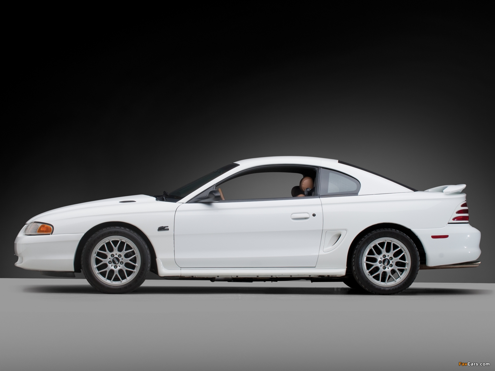 Images of Mustang GT Coupe 1993–96 (1600 x 1200)