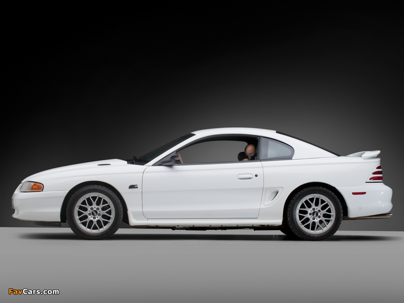 Images of Mustang GT Coupe 1993–96 (800 x 600)