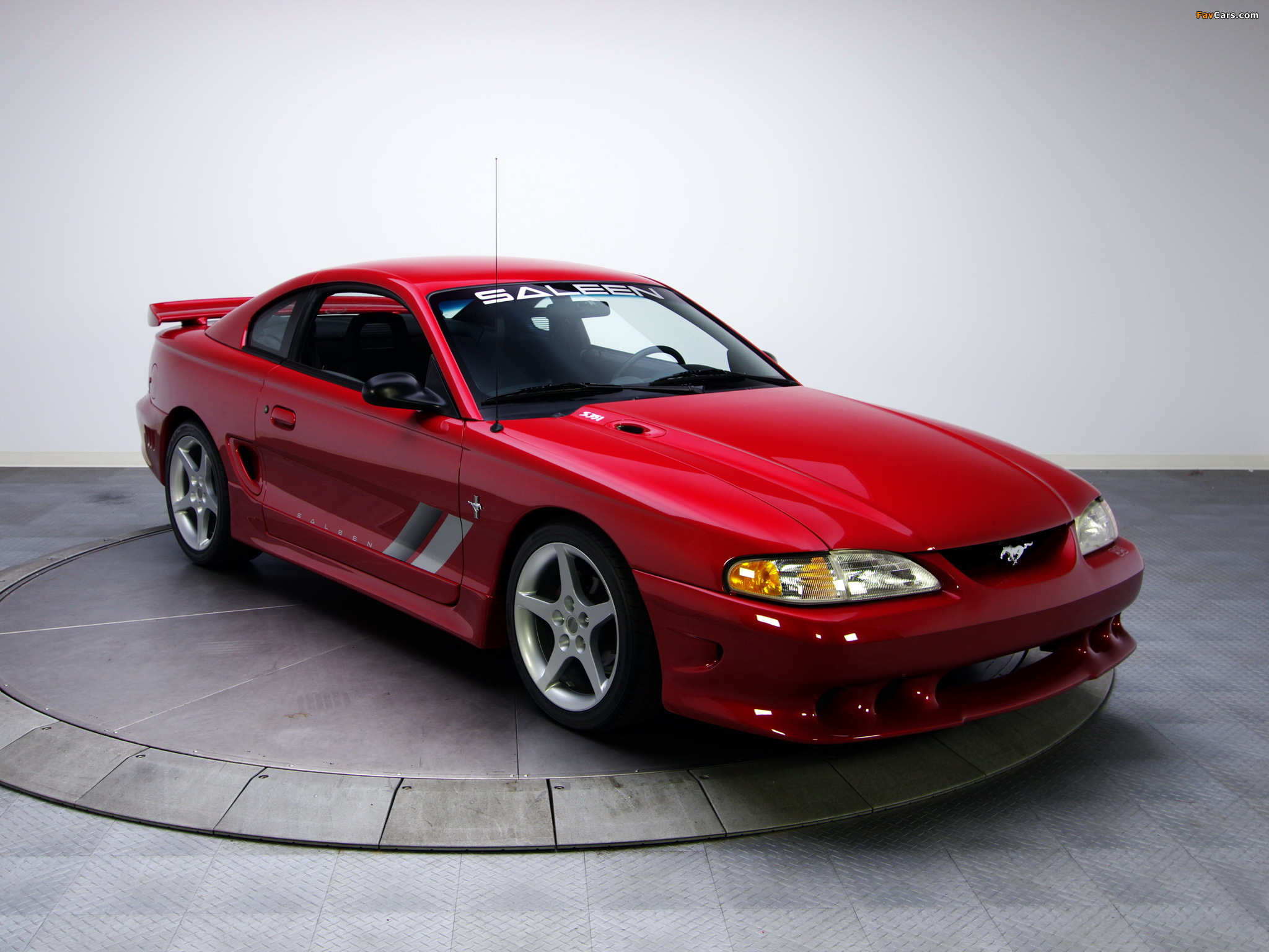 Images of Saleen S351 1995 (2048 x 1536)
