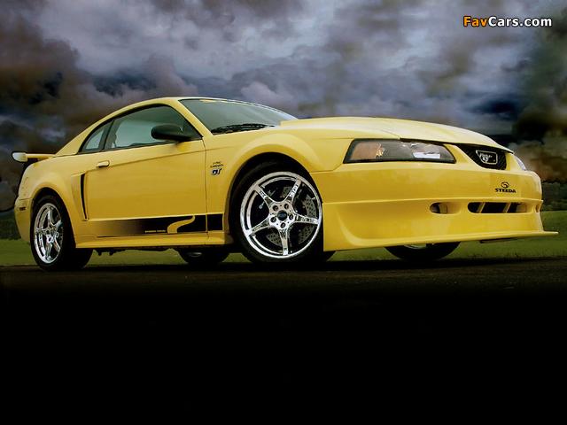 Images of Steeda Mustang GT 1998–2004 (640 x 480)