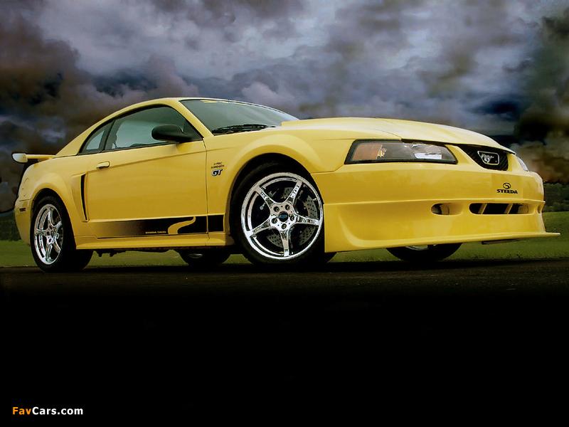 Images of Steeda Mustang GT 1998–2004 (800 x 600)