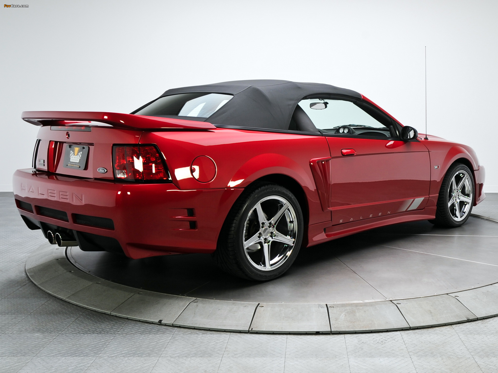 Images of Saleen S281 SC Extreme Convertible 2002 (2048 x 1536)