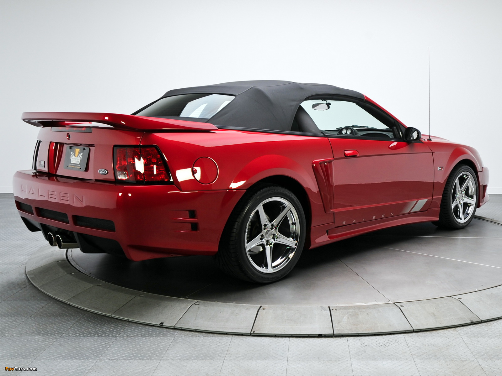 Images of Saleen S281 SC Extreme Convertible 2002 (1600 x 1200)