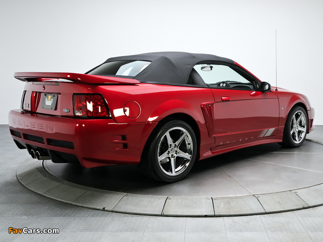 Images of Saleen S281 SC Extreme Convertible 2002 (640 x 480)