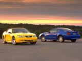 Mustang MkIV 1990–2005 photos