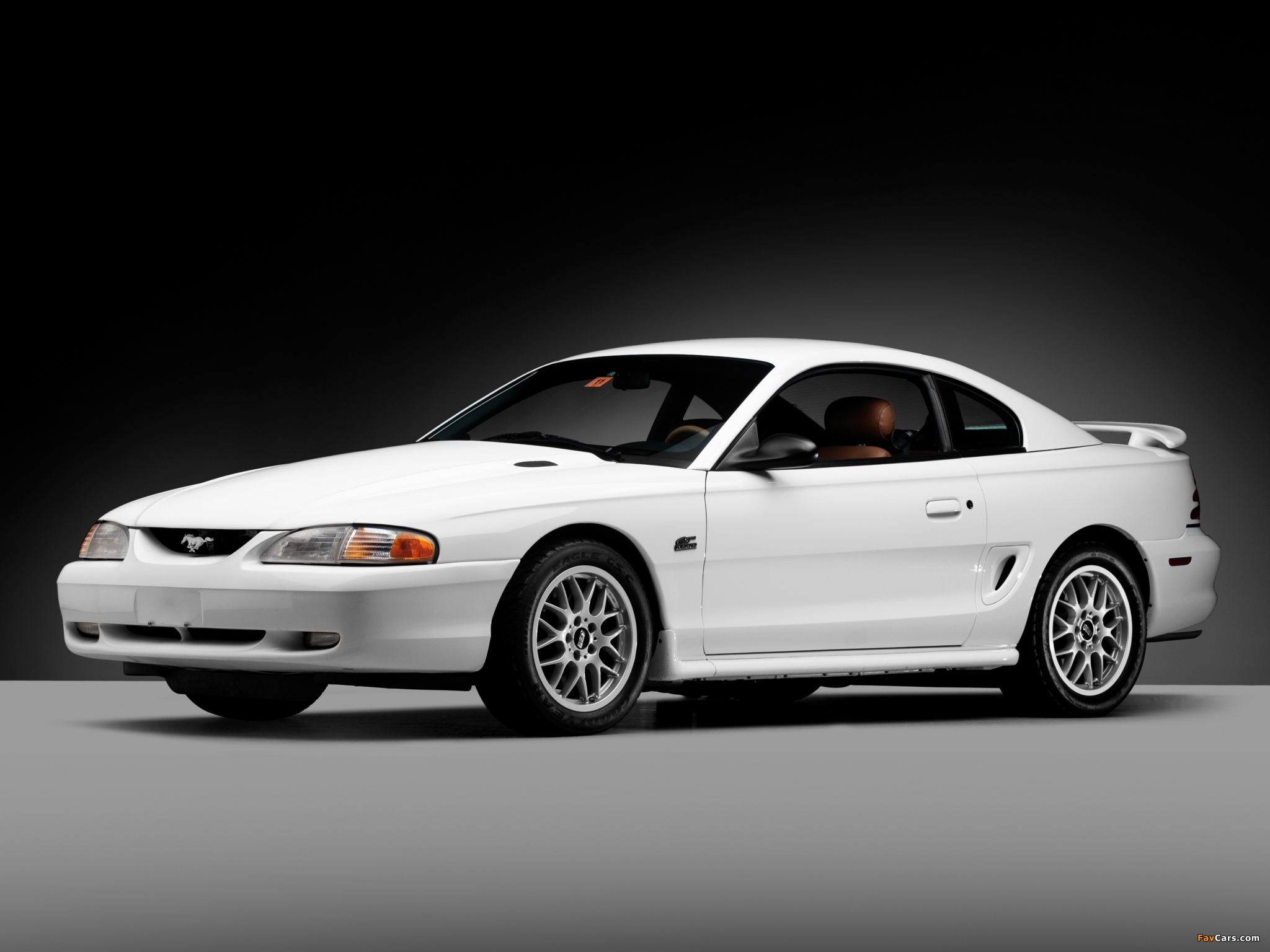 Mustang GT Coupe 1993–96 images (2048 x 1536)
