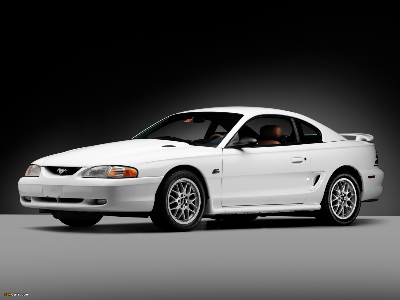 Mustang GT Coupe 1993–96 images (1600 x 1200)