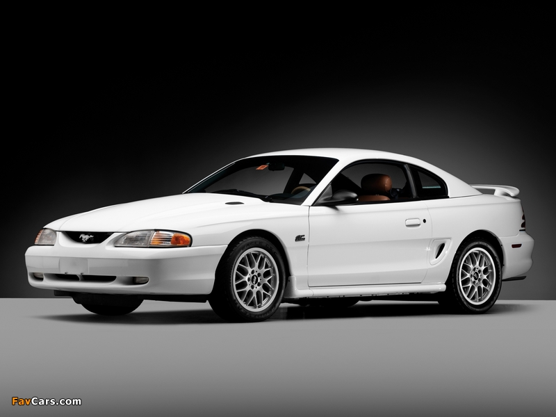 Mustang GT Coupe 1993–96 images (800 x 600)
