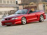 Xenon Mustang GT Convertible 1993–98 photos
