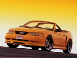 Xenon Mustang Convertible 1998–2004 images