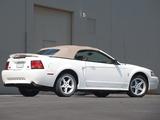 Mustang SVT Cobra Convertible 1999–2002 images