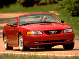Mustang GT Convertible 1999–2004 pictures