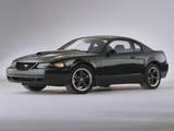 Mustang Bullitt GT Concept 2000 wallpapers